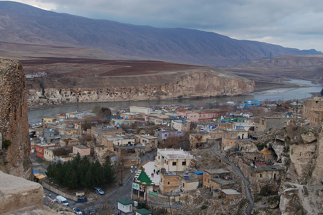 The Historic City of Hasankeyf and its Surroundings, TURKEY